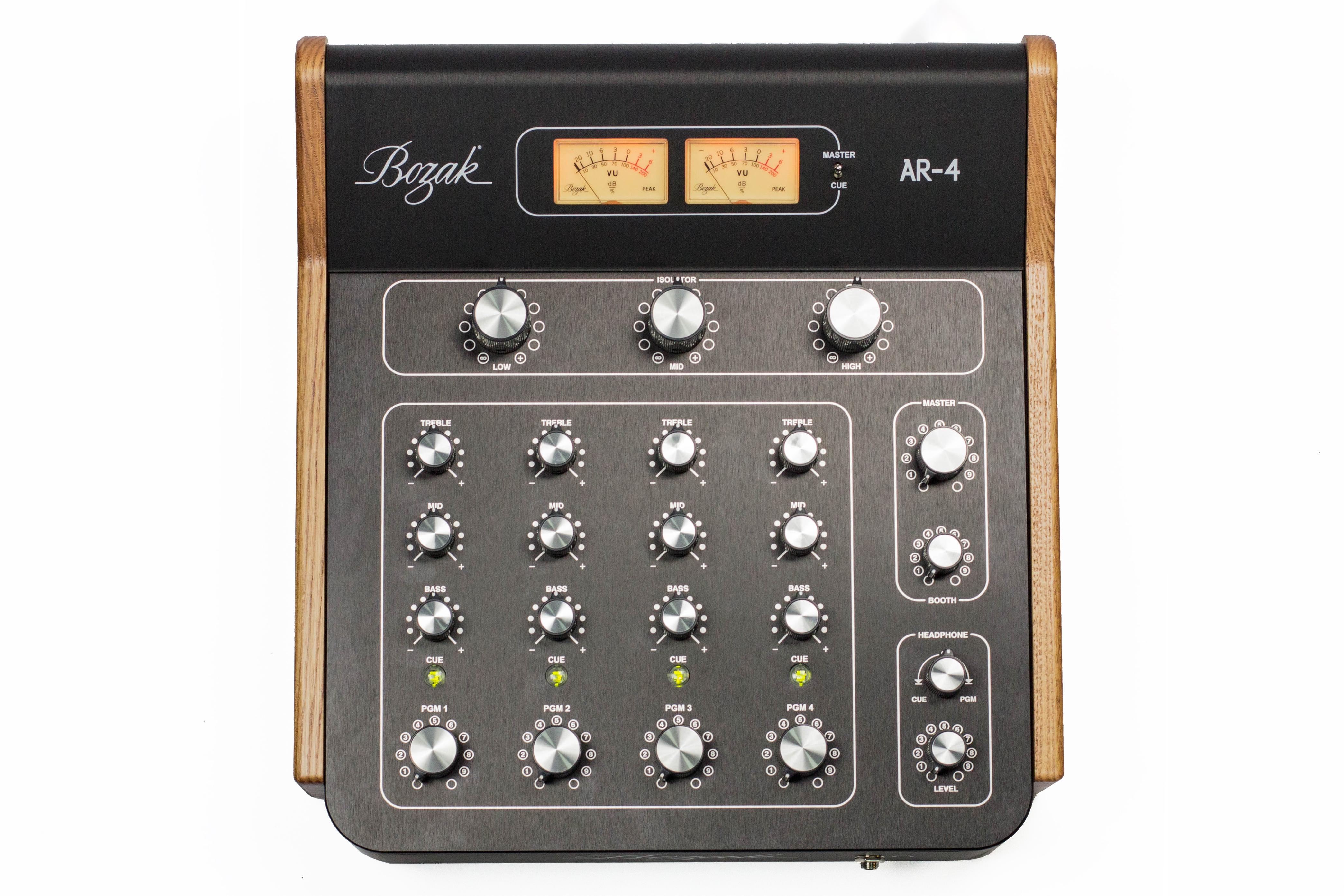 AR-4 Desk Top Mixer