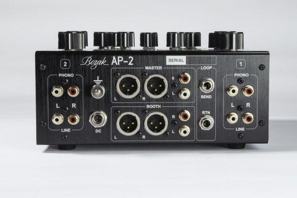 AP-2 – Rear view 1