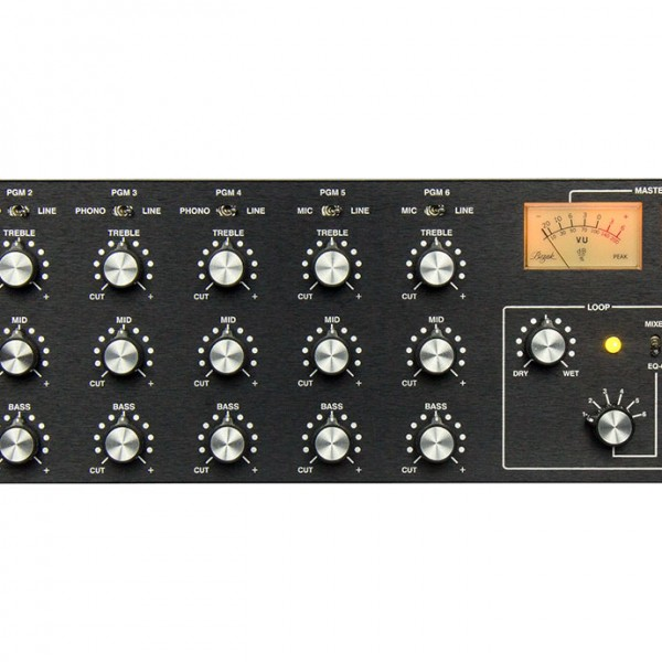 Bozak EQ-6 FRONT PANEL